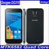 In Stock Original DOOGEE DG310 MTK6582 Quad Core Smart Phone Landline Phone With SIM Card 5.0 Inch Android 4.4 1GB 8GB 13MP