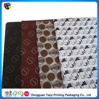 2014 Cheap printing wholesale advertising tissue paper