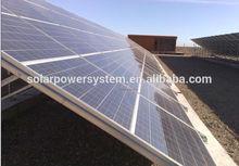 4KW grid hybrid solar power inverter photovoltaic cells panel