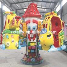 Mini amusement park rides plane rides kids amusement rides