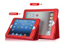 Hot Selling Protective Cover For iPad mini Flip Stand Case Paypal Accept