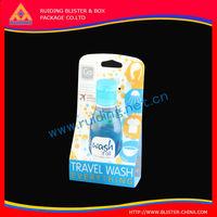 high material Custom Clear MINI plastic ipad case packaging