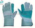 ถุงมือความปลอดภัยถุงมือหนังวิบากโปรแกรมเปียก