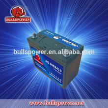 12V 48ah largestar rechargeable mf car batteries