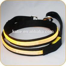 Innovative Design USB Rechargeable Pet Dog Training Custom Leash