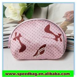 2014semicircular zero wallet woman wallet silk bag