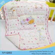 new design baby quilt set newborn comforter