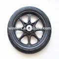 Té/barra de carro de servicio/carros de la rueda de sólidos