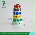 2014 novo design personalizado colorido rolo de vinil de segurança da casca do ovo etiqueta china alibaba atacado