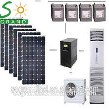 SOGRAND SOLAR AIR CONDITION ENNERGY SYSTEM POWER DC48V 9000-42000BTU