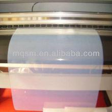 Meiqing inkjet printing film/screen printing film/PET matt film hot seliing to many countries
