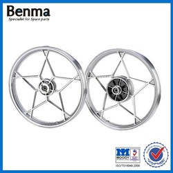 Chinese high performance motorcycle parts/GS125 motorcycle wheel