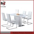 design moderne mdf bois salle à manger meubles de style italien