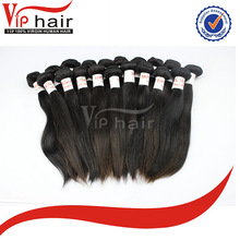 Wholesale Silky&Soft Malaysian Virgin 100 Human Straight Wet and Wavy Human Hair Styles