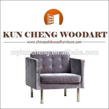 Large Modern Italian Single Armchair/Chair/Seat/Sofa Grey/Designs of single seater sofa