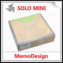 New Satellite decoder X Solo Mini Enigma 2 Linux OS X Solo mini DVB-S2,iPTV streaming,You Tube X Solo mini/Cloud Ibox2 Plus