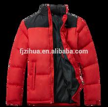 NEW winter men's Short paragraph padded jacket Slim collar cotton coat jacket