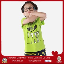 top quality fashion oem child t-shirt wholesale