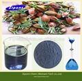 alimentos naturales para colorear gardenia azul utilizado como el color azul