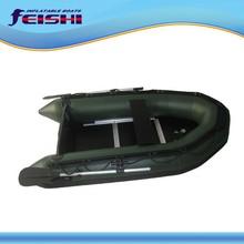 "High Quatity FSA 500CM/16'5"" hovercraft military inflatable boat"