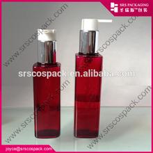 China Wholesale Empty PET Hair Cream Bottle Plastic Shampoo Bottle Packaging