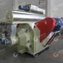 High Quality 500 kg/h saw dust wood pellet machine price