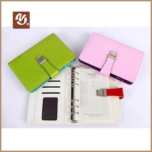 2014 Best Type Pu Leather For Diary Cover
