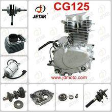 CG125 engine spare parts right crankcase cover & crankcase & magneto