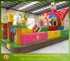 Amusement park large new inflatable fun city 2014 for kids