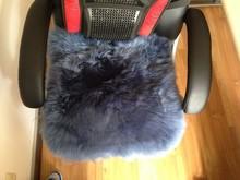 2013 Cute Comfortable Cushion Animal Sheep Skin