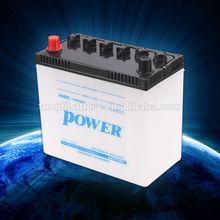 car battery plastic car battery on sale in Dubai market car alarm remote battery
