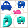 Baby Teether KEAN Silicone&Silicone Pendant Teething Wholesale