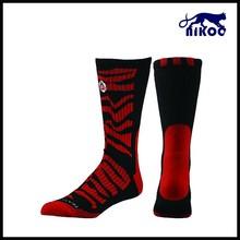 High quality elite basketball crew socks, sublimation printing socks,custom basketball socks