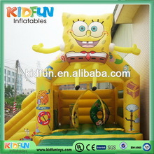 Top grade hot sell inflatable bouncer cartoon