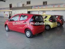 smart roadster electric car