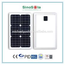 Super quality 12v 5w solar panel