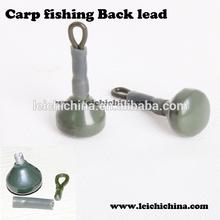 wholesale top quality carp fishing terminal tackle carp fishing back lead