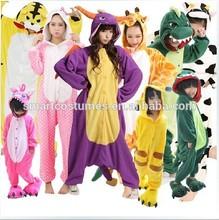 Cosplay animal onesie costume pajamas adult and children animal costume pajamas