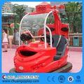 parque de atracciones de la batería del coche de parachoques precio