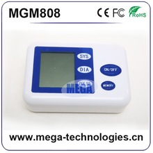 New design blood pressure monitor watch,digital portable wrist blood pressure device,infant blood pressure monitor