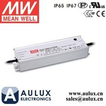 Meanwell LED Driver HLG-185H-C1400A 200W 1400mA 71V~143V LED Driver 1500mA