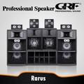profissionais de áudio da música de concerto orador sistema de som