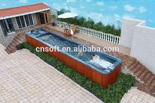 Best-selling TUV SAA giant inflatable adult swimming pool