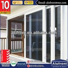 Top Grade Aluminium Sliding Door with German Hardware
