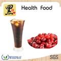 التوت البري الأسود كتلة السكر مشروبات الطاقة وصفت الأعشاب الطبيعية الكولاجين الأعشاب البحرية المجففة