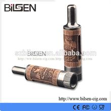 High tech no ash Woodtank smoking e pen vaporizer from china alibaba