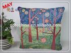 wholesale cushion cover,manufacturer magic tree decorative cushion pads