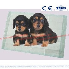 Non-Woven Pet Pads with SAP Locks in Moisture and odor