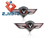 Motorcycle Fuel Tank Emblem for VN Vulcan Classic Gas Tank Emblem Badge Decals
