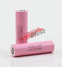 LG battery Rechargeable LI-ION battery LGABD11865 lg 18650 3000mah 3.7V battery